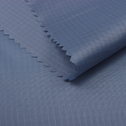 Wujiang Textile factory 100% Polyester 210T ripstop waterproof Taffeta Woven Fabric For Bag Material