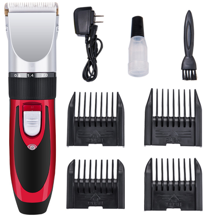 Professional Use Electric <strong>Best</strong> <strong>Hair</strong> Cutting Machine Rechargeable Professional <strong>Hair</strong> Trimmer <strong>Clipper</strong> for Men salon trimmer