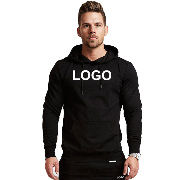 Sports Fitness Gym Mens <strong>Hoodies</strong> Plain Blank Custom Hoodie For Men