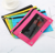 6 pack 2 pocket for 3 ring binder use 3 ring binder pencil pouch