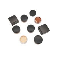 OEM Professional Make Your Own Logo Facial Makeup Cover Makeup Contour Cream Concealer
