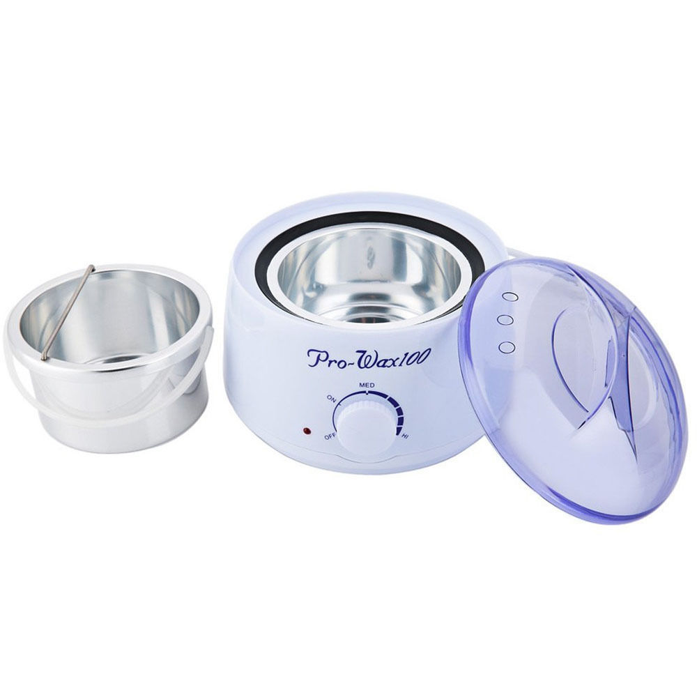 Waxing Paraffin Treatment Depilatory Wax warmer Heater Pot for Hair Removal