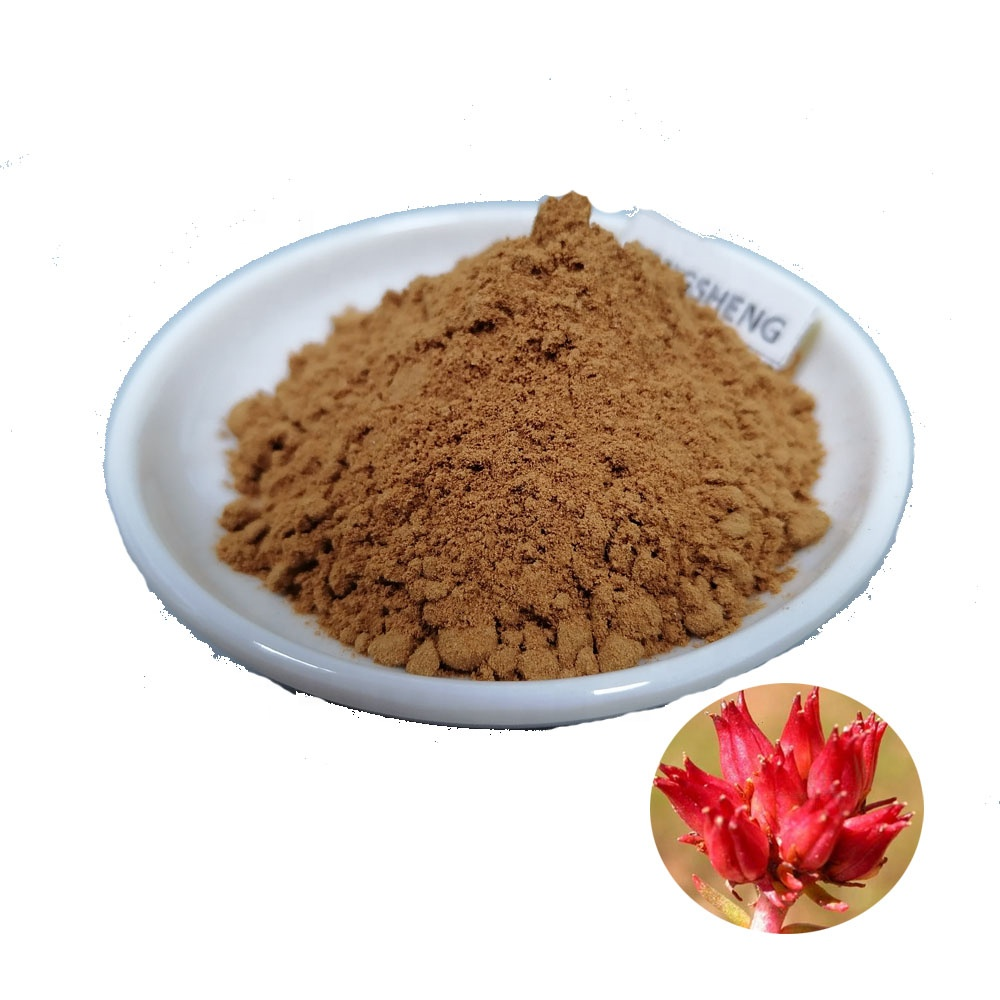 Manufacturers supply organic rhodiola rosea extract rosavin