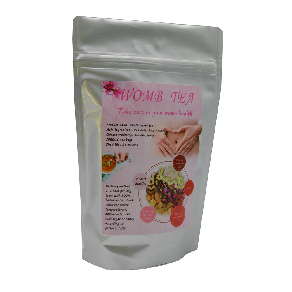 Private Label Chinese Popular Warm Womb Detox Healthy Herbal Uterus Tea for Woman - 4uTea | 4uTea.com