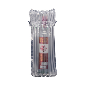 Sealed packaging Wine Bottle Inflatable Plastic Air Column Bag