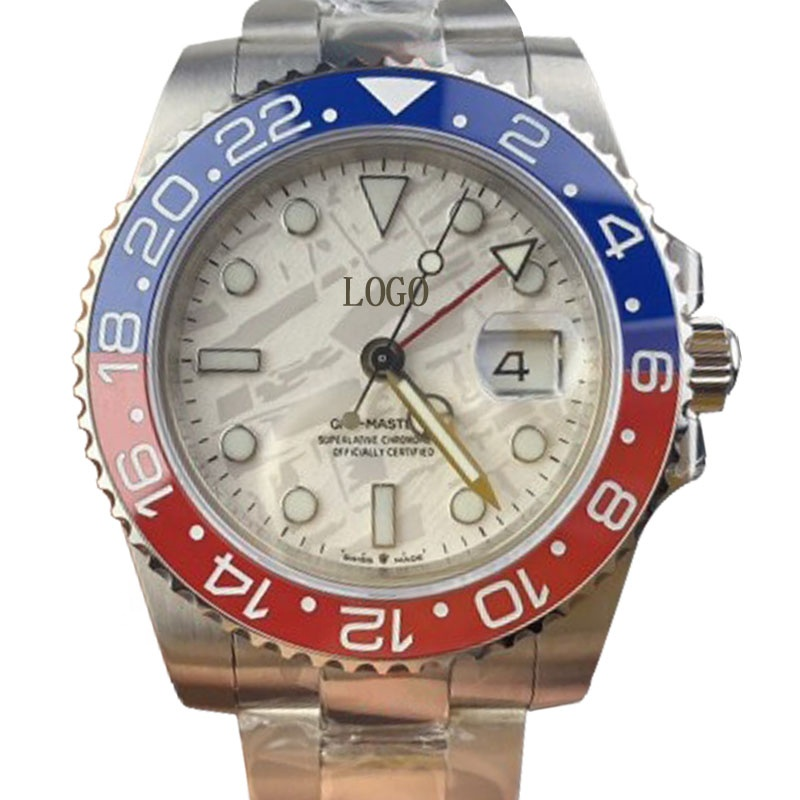 2020 Diver Noob Watch ETA Movement <strong>Ceramic</strong> Ring 904L Steel 3285 Movement GMT Master Swiss watch