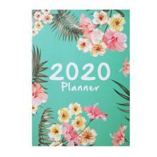 Органайзер для ноутбука А4 2020, ежемесячная программа, журналы «сделай сам»(Китай)