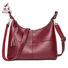 Neue design professionelle frauen pu <span class=keywords><strong>leder</strong></span> schulter tasche