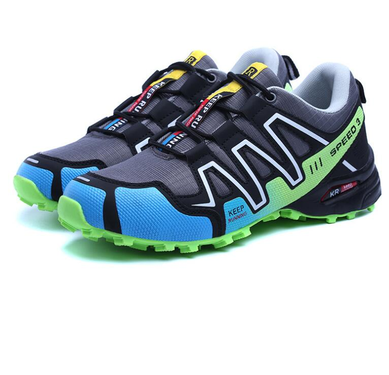 Hiking Shoes For Outdoor Breathable Mesh Mountain Hiking Sport Climbing Shoe Mountain Shoes Men