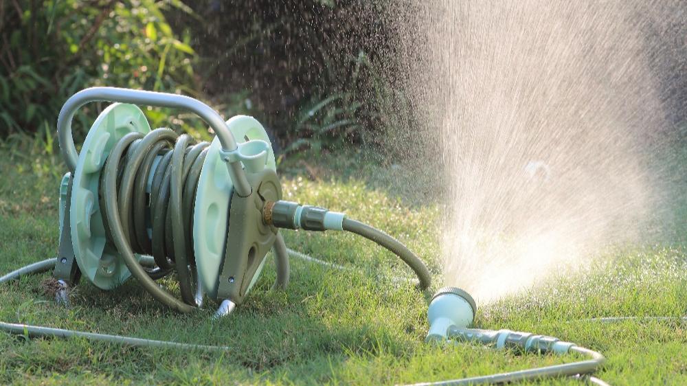 30 Meters Customizable 3/4 inch 18mm Yellow Blue Green Flexible Pipe PVC Water Garden Hose