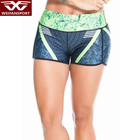 New design compression sublimated running shorts