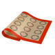 New Kitchen Envy Silicone Baking Mat Set for Cookies Baking