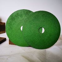 rukai single net green color 4inch abrasive yuri cutting disc