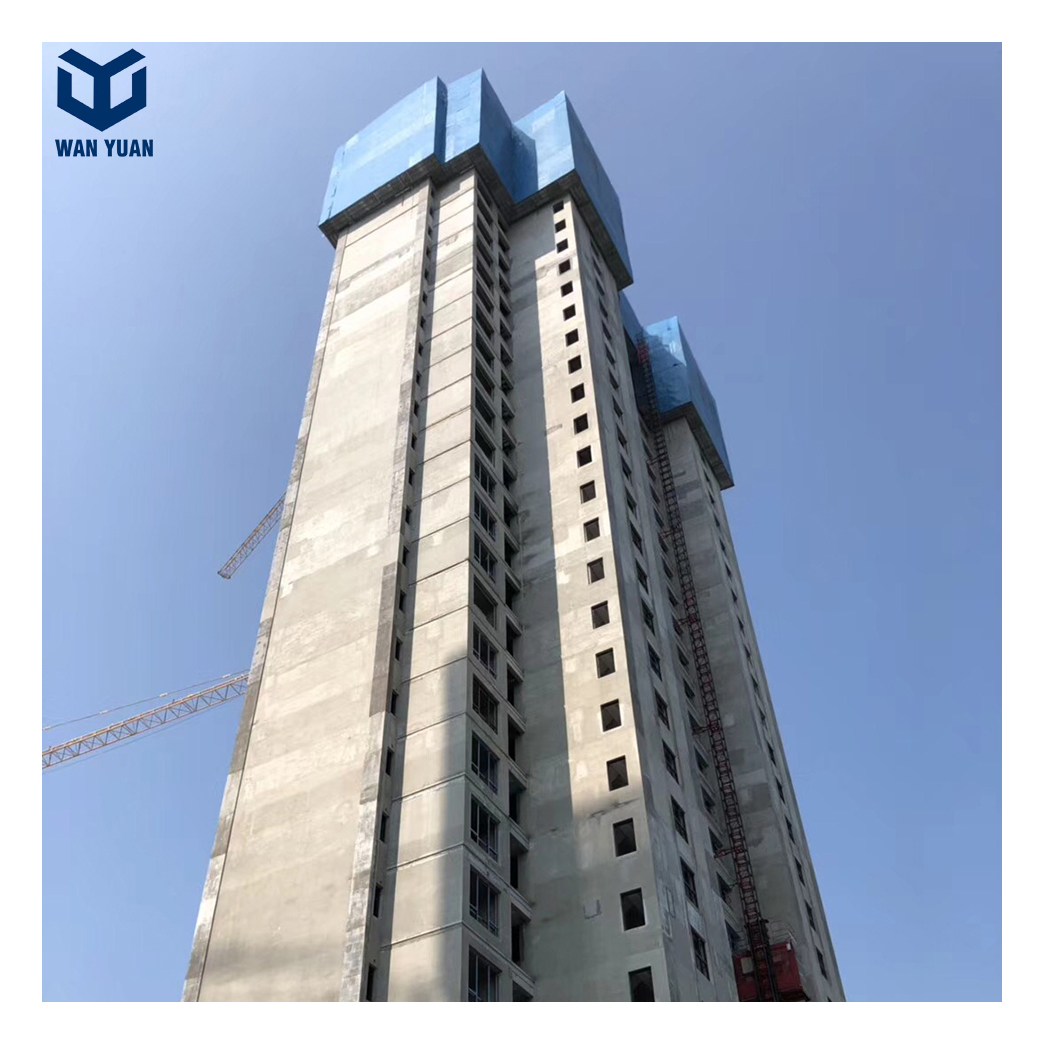 OEM manufacturer advanced intelligent electric self-climbing scaffolding