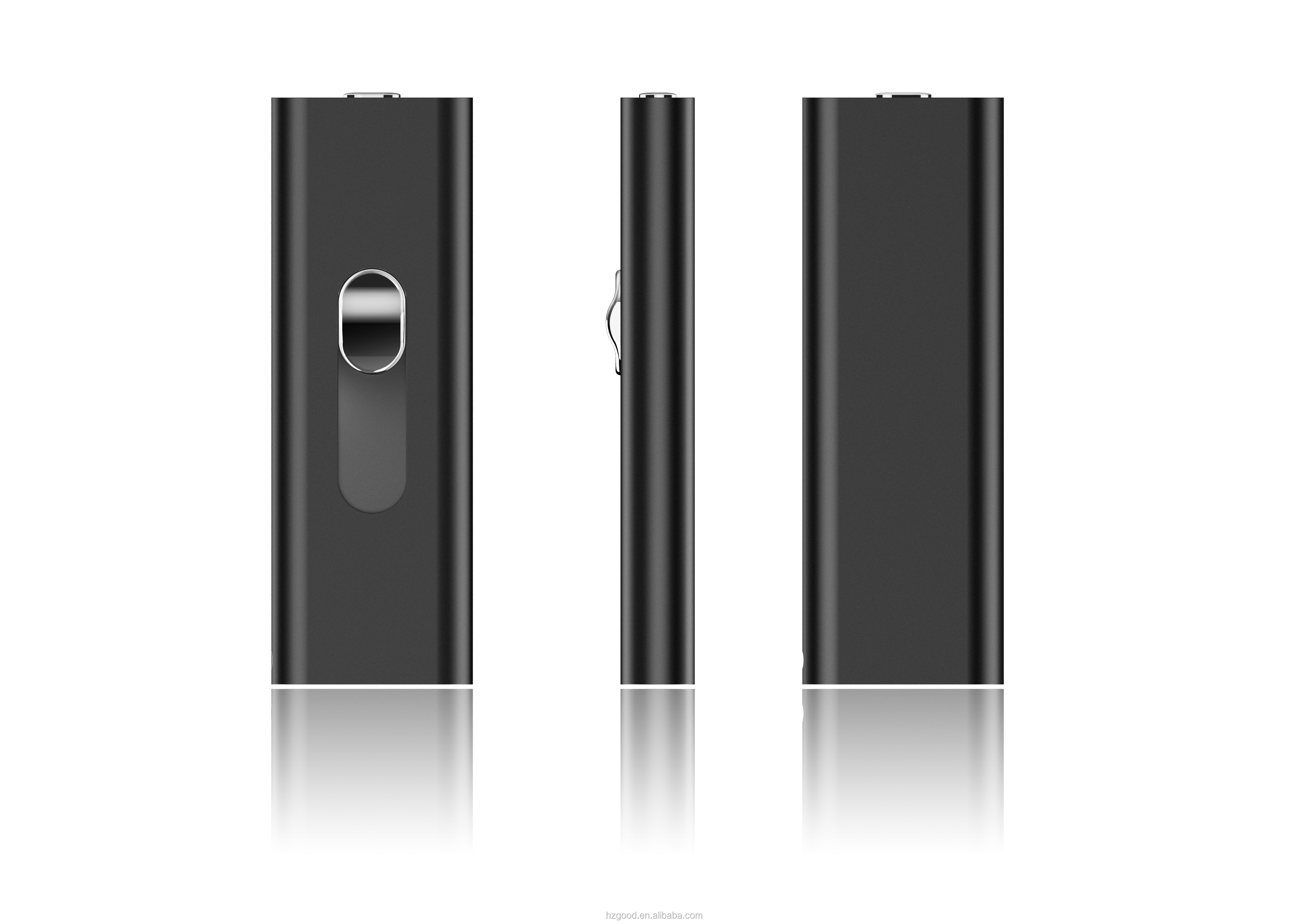 192Kbps USB Voice Recorder Mini Digital Voice Activated Audio Sound Recorder with two Slots for PC and Anroid Smartphone