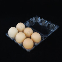 High quality safe empty plastic egg trays