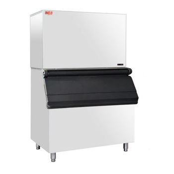 655Kg/24h Big Output Cube Ice Maker/Laboratory Ice Machine/Block Ice Making Machine