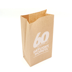 Paper Material and Disposable Feature crafts ecological food paper packaging bags
