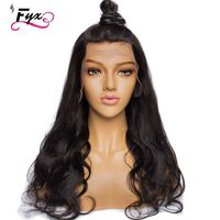 Affordable Best Brazilian Body Wave Virgin Hair 13x4 lace front Human Hair Wigs