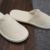 Hotel Amenities Customized hotel slippers disposable bathroom slippers