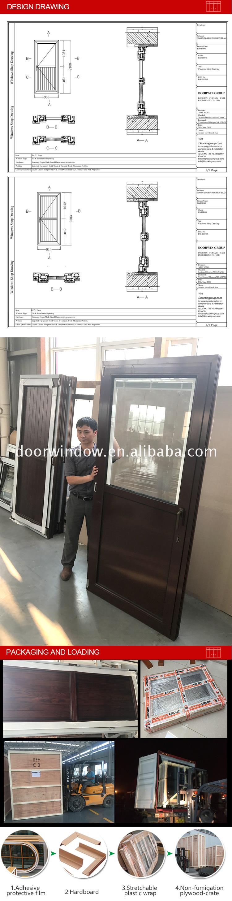 drawing Wholesale back entry doors for houses average door size