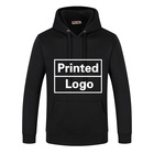 Fleece Custom Hoodie Printed Hoodie Polar Fleece Thick Pullover Sweatshirt Embroidery Logo Custom Printed Hoodie Wholesale