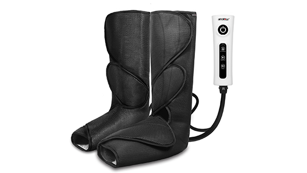 Cincom Massager Blood Circulation Foot And Calf Air Boots Machine Electric Circulator Pressure Compression  Leg Massage