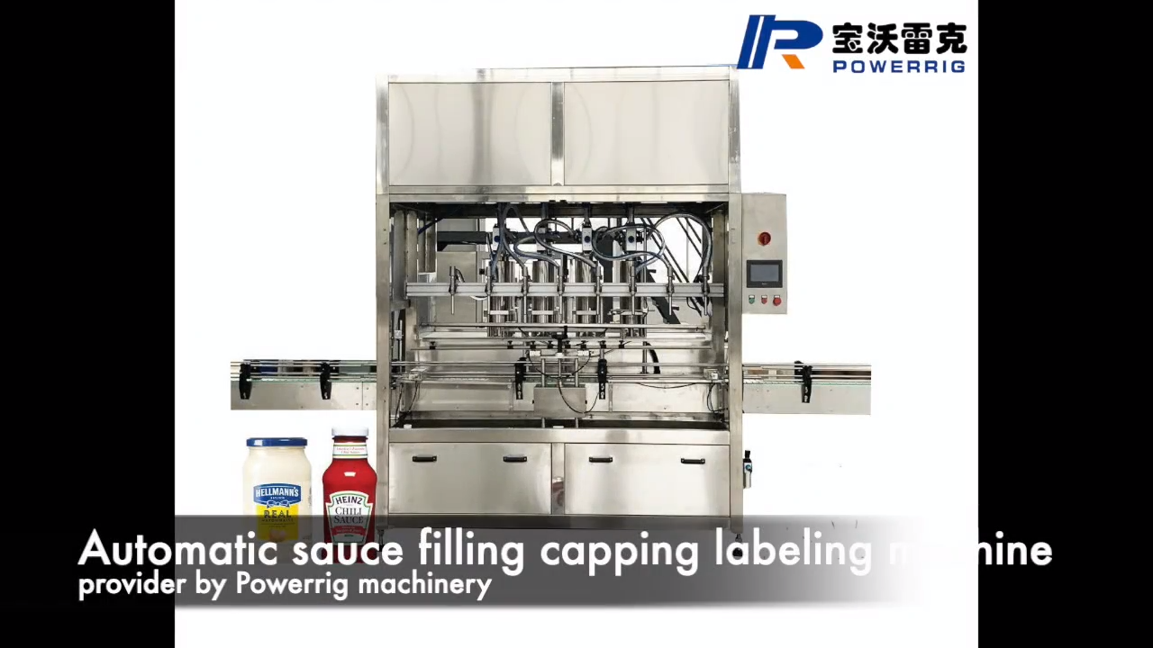 Piston filling Salad Dressing Peanut Butter Filling Machines for mayonnaise glass jars plastic jars filling Equipment