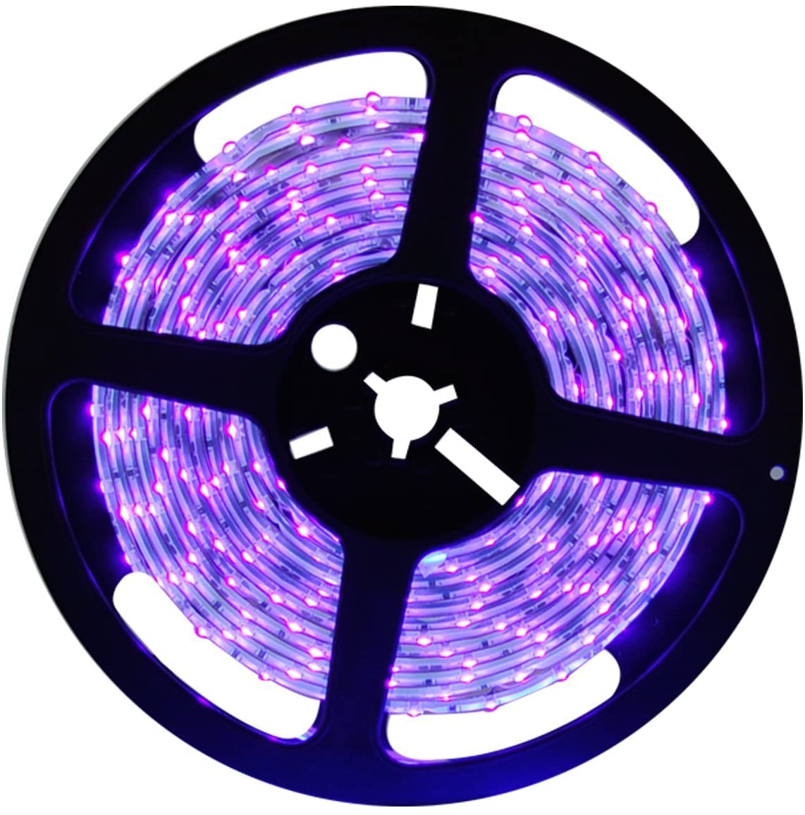 hot sales strip club led strip flex guangzhou factory Blue LED Flash Strip Outdoor Lighting LED 5050 uv led strip