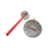 Pocket bimetallic thermometer cooking meat temperature gauge