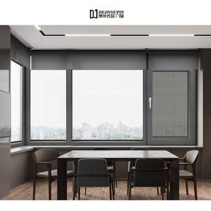 Factory direct sale aluminium glass sliding window door designs in sri lanka