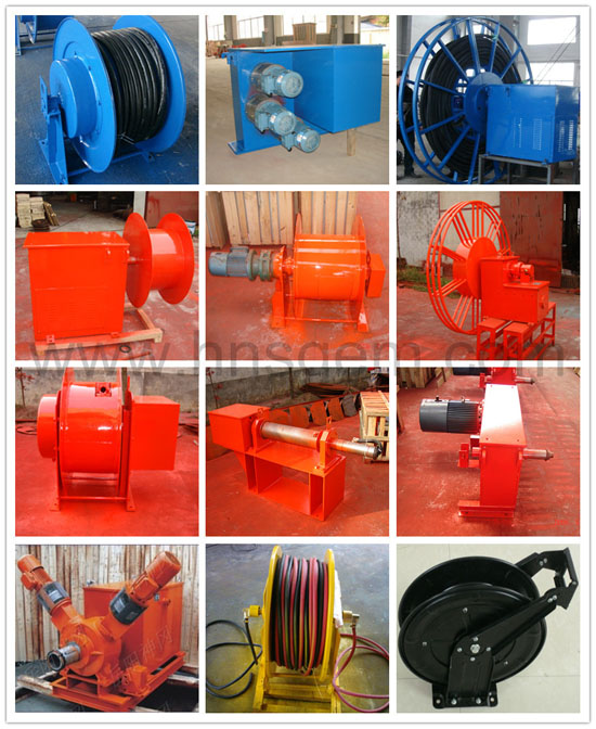 Efficient Yc Automatic Cable Reel Spring Type Cable Reels