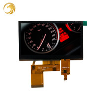 4.3 Inch Display Lcd Capacitive Touch Screen Tft Module Resolution 480*272 Industrial Sunlight Readable touch lcd
