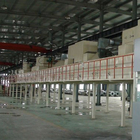 Aluminum and Steel Color Coating Production Machine Line