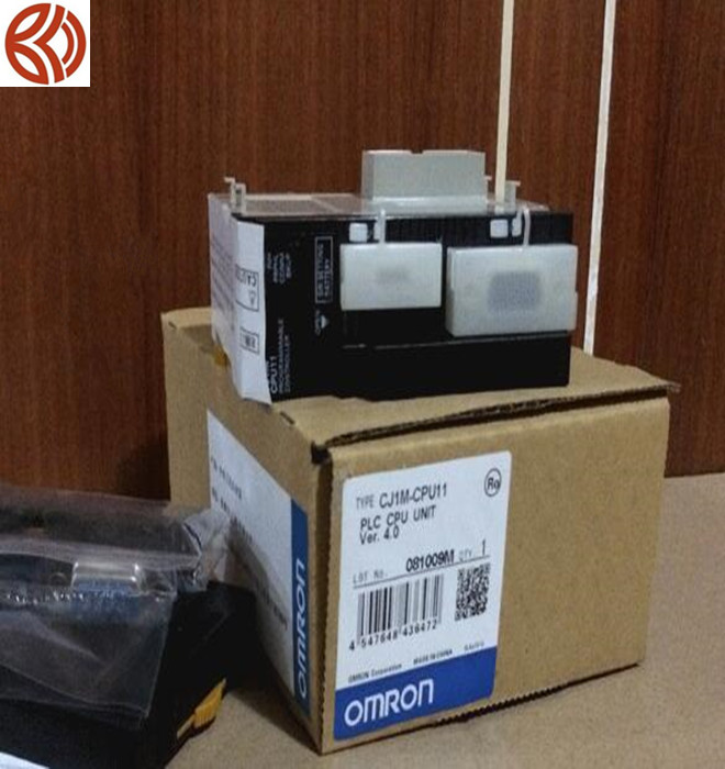 High Original Omron PLC CPU Unit CJ1M-CPU11
