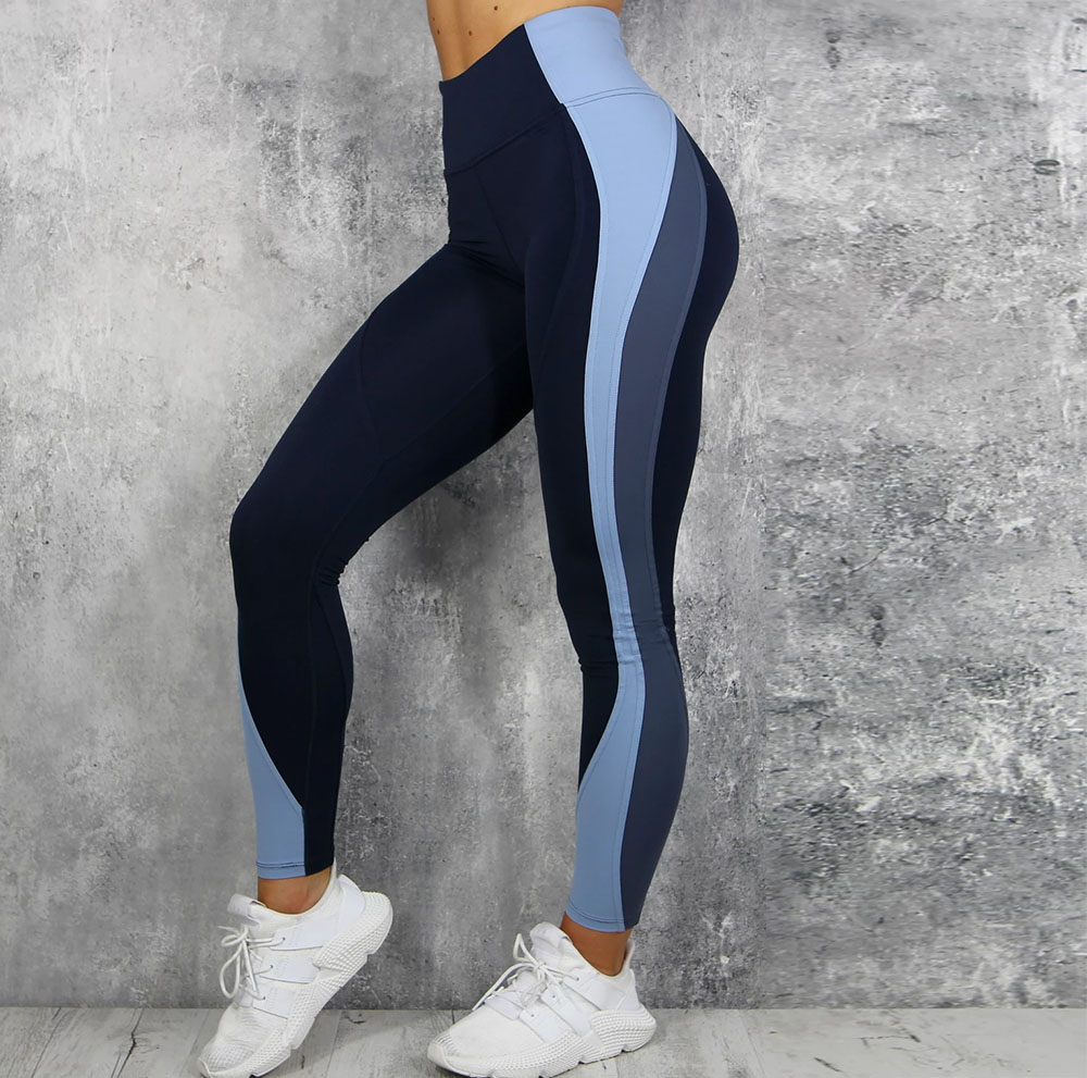 Womens Leggings Sport Gym Yoga Running Active Pants High Waist Size 6 8 10 12