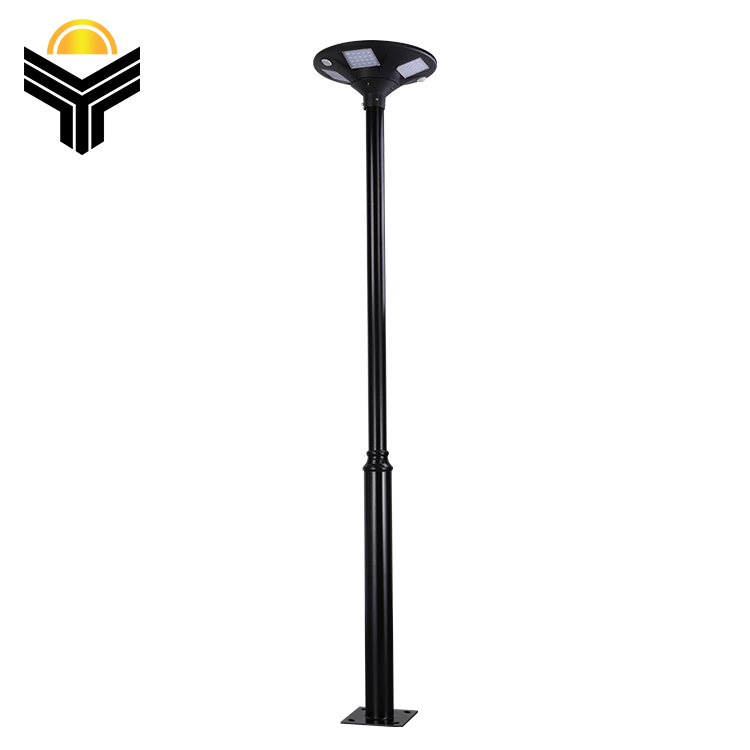 Top Quality Round Remote Control Outdoor Waterproof 15 w All In One Solar LED street <strong>Light</strong>