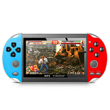 Handheld Game Console 4.3 Inch Scherm MP4 Speler <span class=keywords><strong>Video</strong></span> <span class=keywords><strong>Games</strong></span> 8Gb Ondersteuning Voor Psp Game Camera <span class=keywords><strong>Video</strong></span>