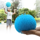 20Cm Tpr Fluffy Stress Pompom Toy Ball