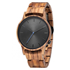 men zebrawood with black face