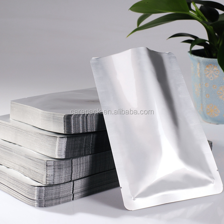 Retail Selected Size Aluminum foil Vaccum Seafood Dried Food Packaging Sachet Pack Bag