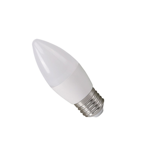 e27 3w plastice led candle lamp zhejiang supplier candle led bulb light