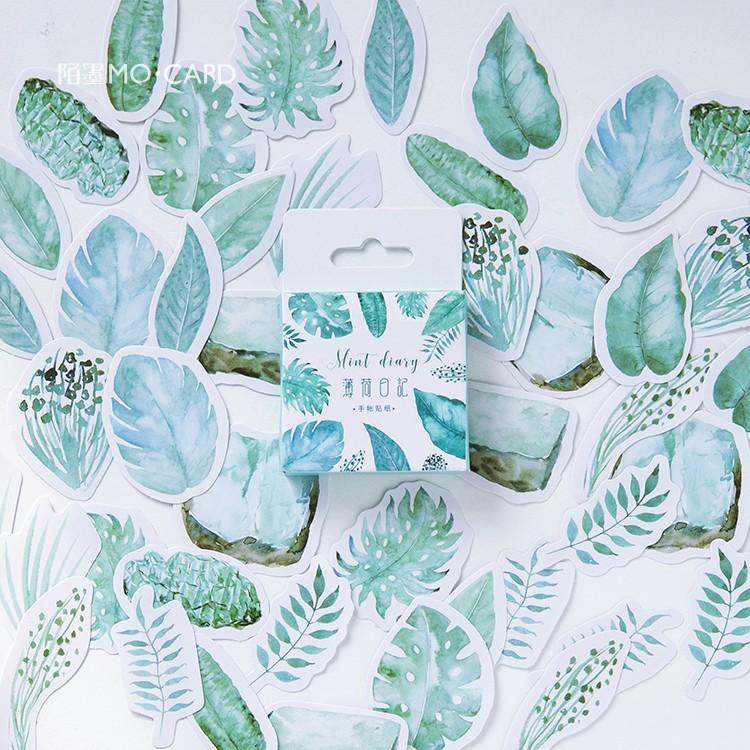 Новинка 2020, каваи, зеленая лента васи, сделай сам, украшение для скрапбукинга, прекрасный планировщик, маскирующая лента для скрапбукинга, у...(Китай)