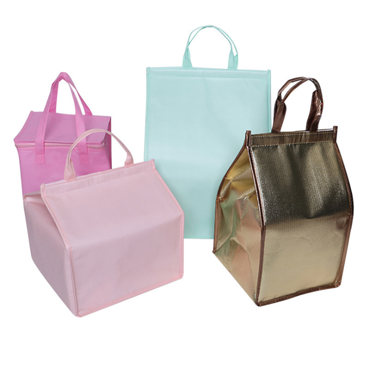 70-120GSM Non Woven Lunch Cooler Bags