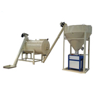 Floor Cement Tile Adhesive Mortar Manufacturing Mixer Mixing Making Machine