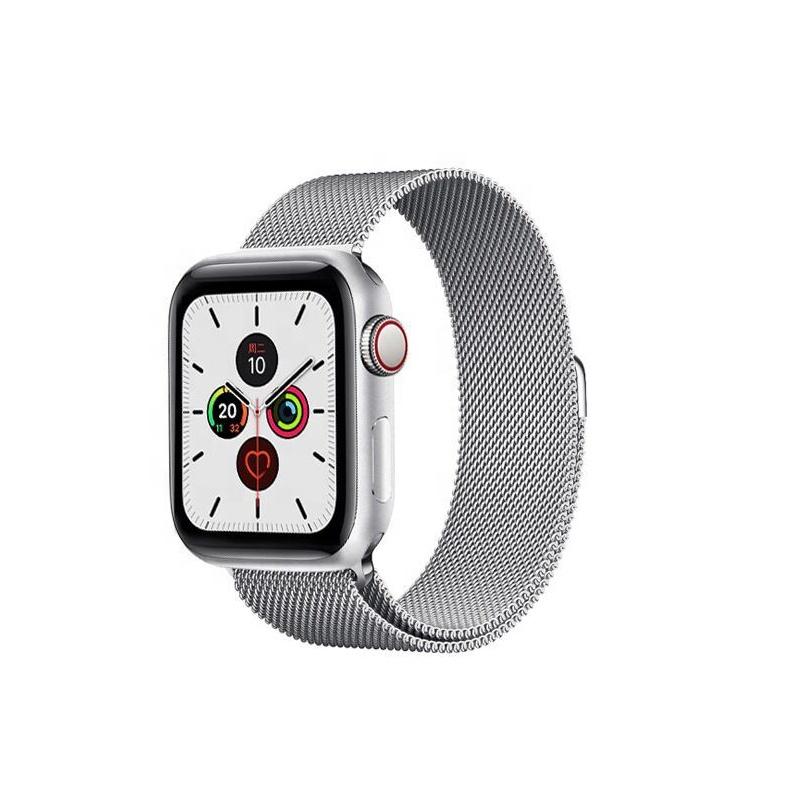 Akıllı saat lcd ekran modülü android ios için spor aktivite izci apple İzle serisi 5 akıllı saat iwo max