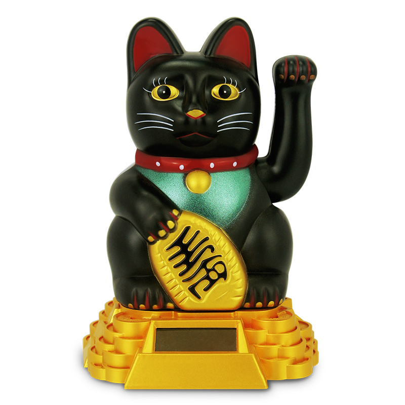 Good quality factory directly chinese lucky cat Maneki neko for home