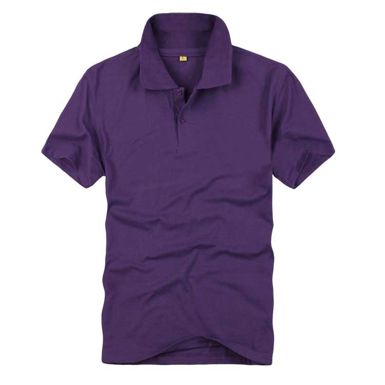 Factory wholesales stand-collar POLO OEM custom printing 100%cotton
