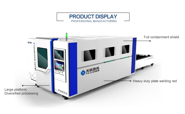 Factory Price energy saving fiber laser cutting machine for stainless steel 4kw IPG