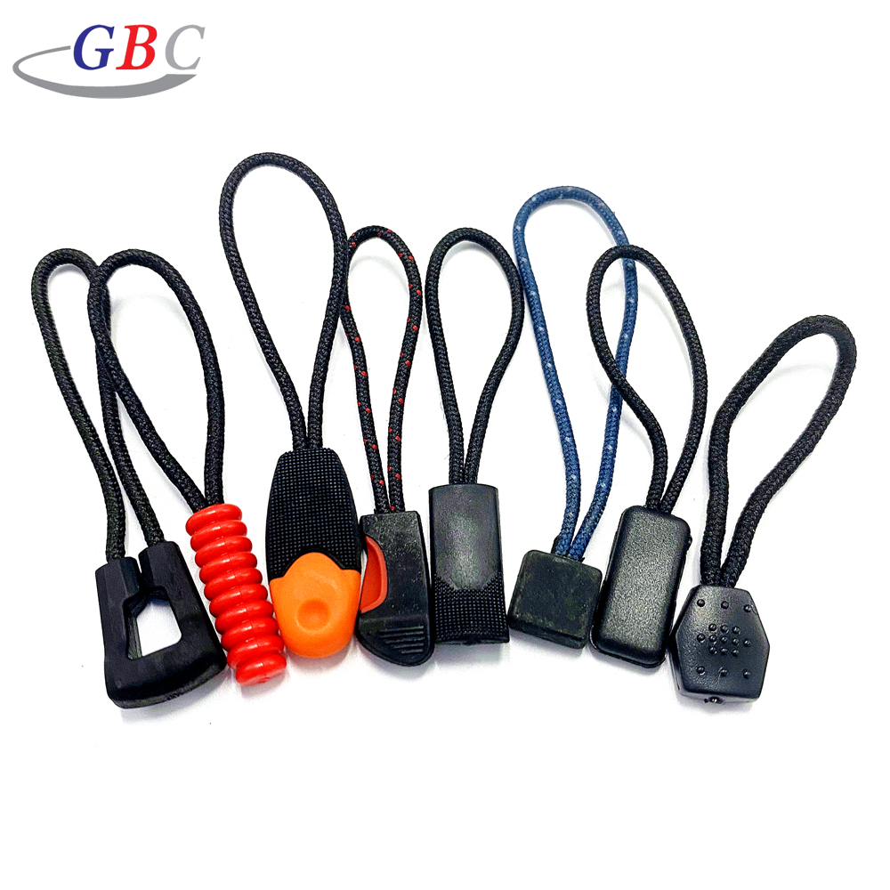 Electronic Component Transistor metal zipper puller for coats